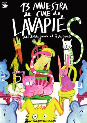 13ª Muestra de Cine de Lavapiés
