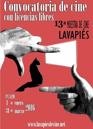 13ª Muestra de Cine de Lavapiés. Autora: Margarita Gurruchaga