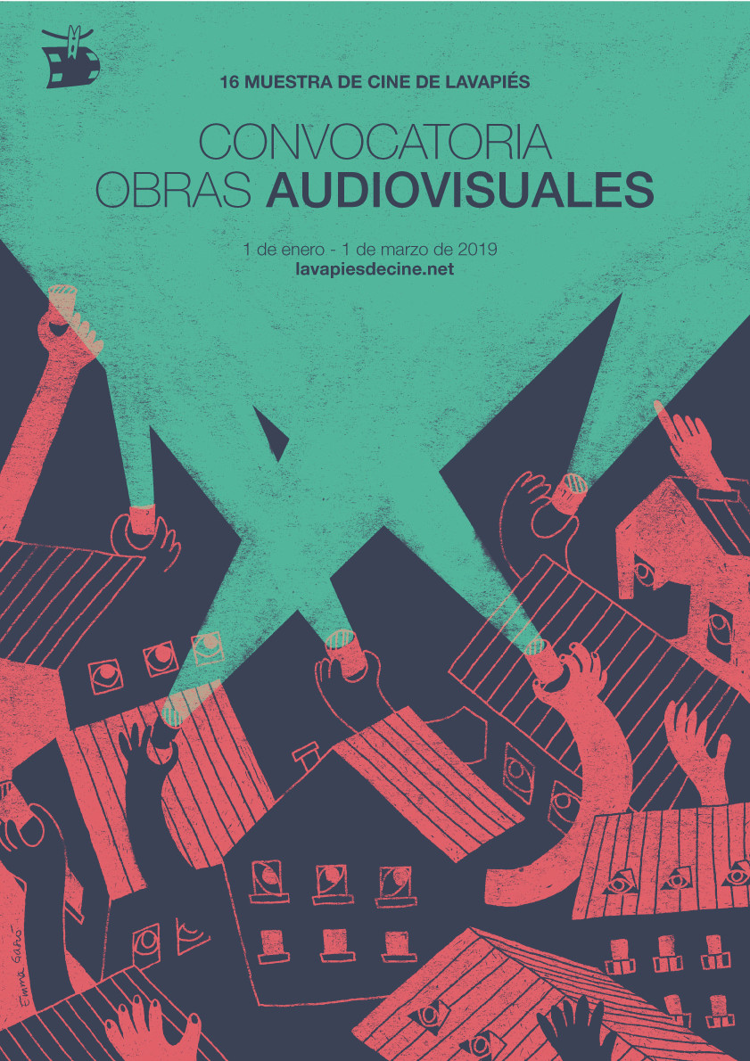 Convocatoria de Obras Audiovisuales