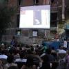 presentación de La Mujer del Eternauta por Adán Aliaga en La Tabacalera de Lavapiés (2012) Foto de José Eladio