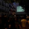 """""""La sal de la tierra"""" en la plaza Xosé Tarrio (03/07/15)"""