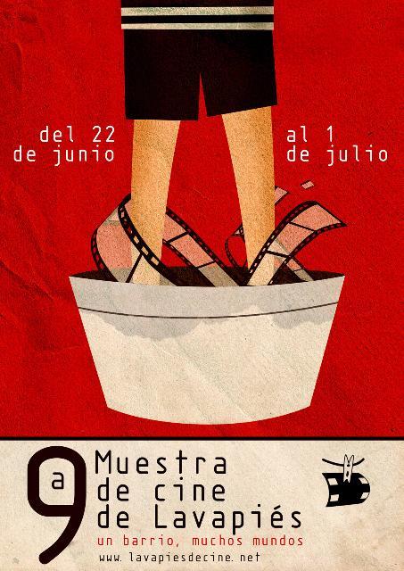 9ª muestra de cine de lavapiés 22 de junio 1 de julio 9ª
