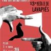 Convocatoria de cine con licencias libres. Cartel de Margarita Gurruchaga