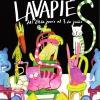 13ª Muestra de cine de Lavapiés. Cartel por Enrique Flores