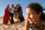tebraa. retratos de mujeres saharauis