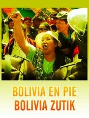 Bolivia en pie
