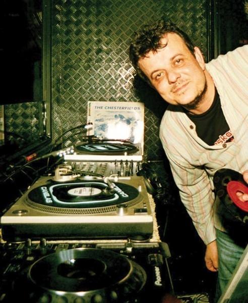 DJ Charlie Fáber