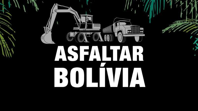 Asfaltar Bolivia