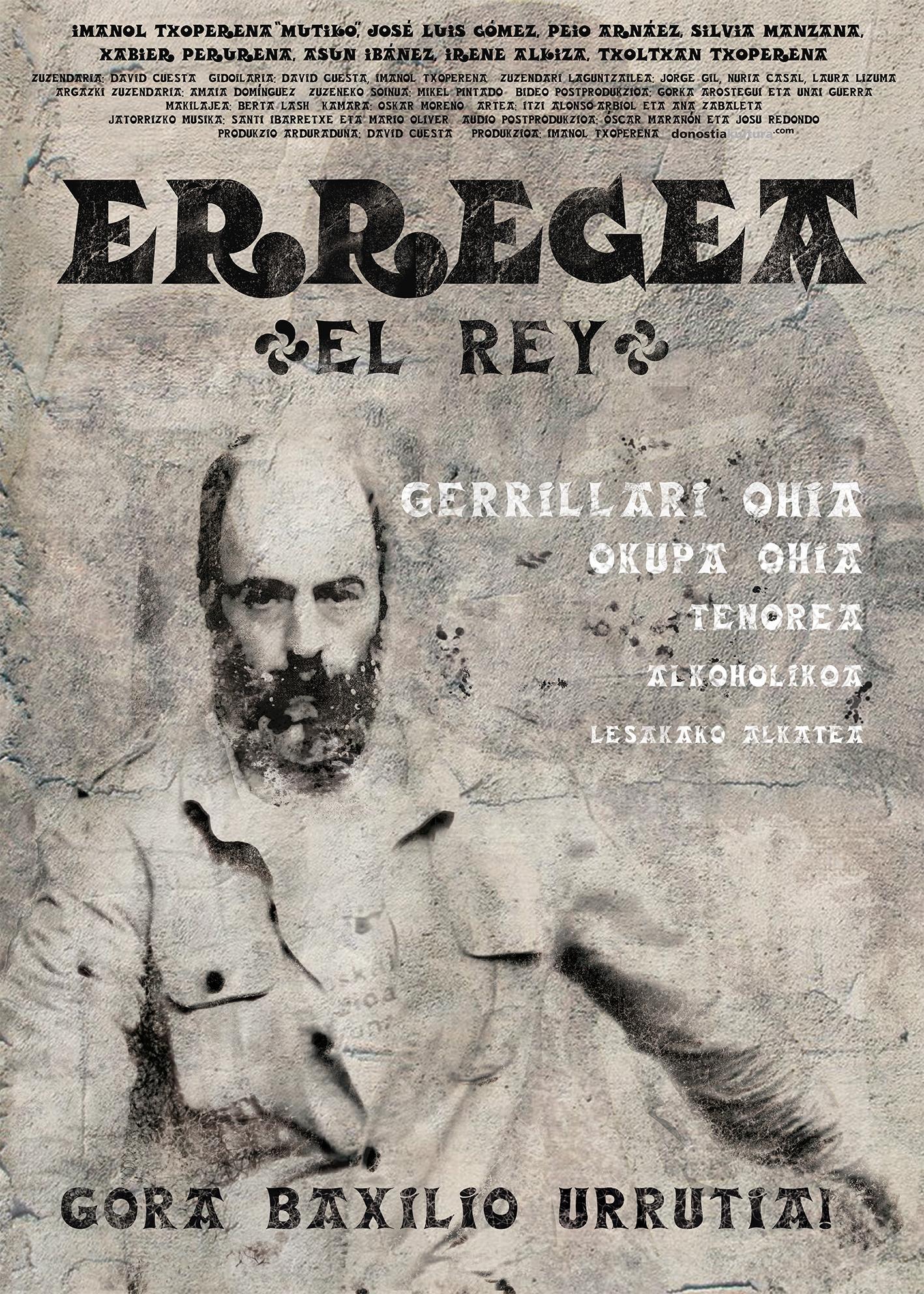 Erregea (El rey)