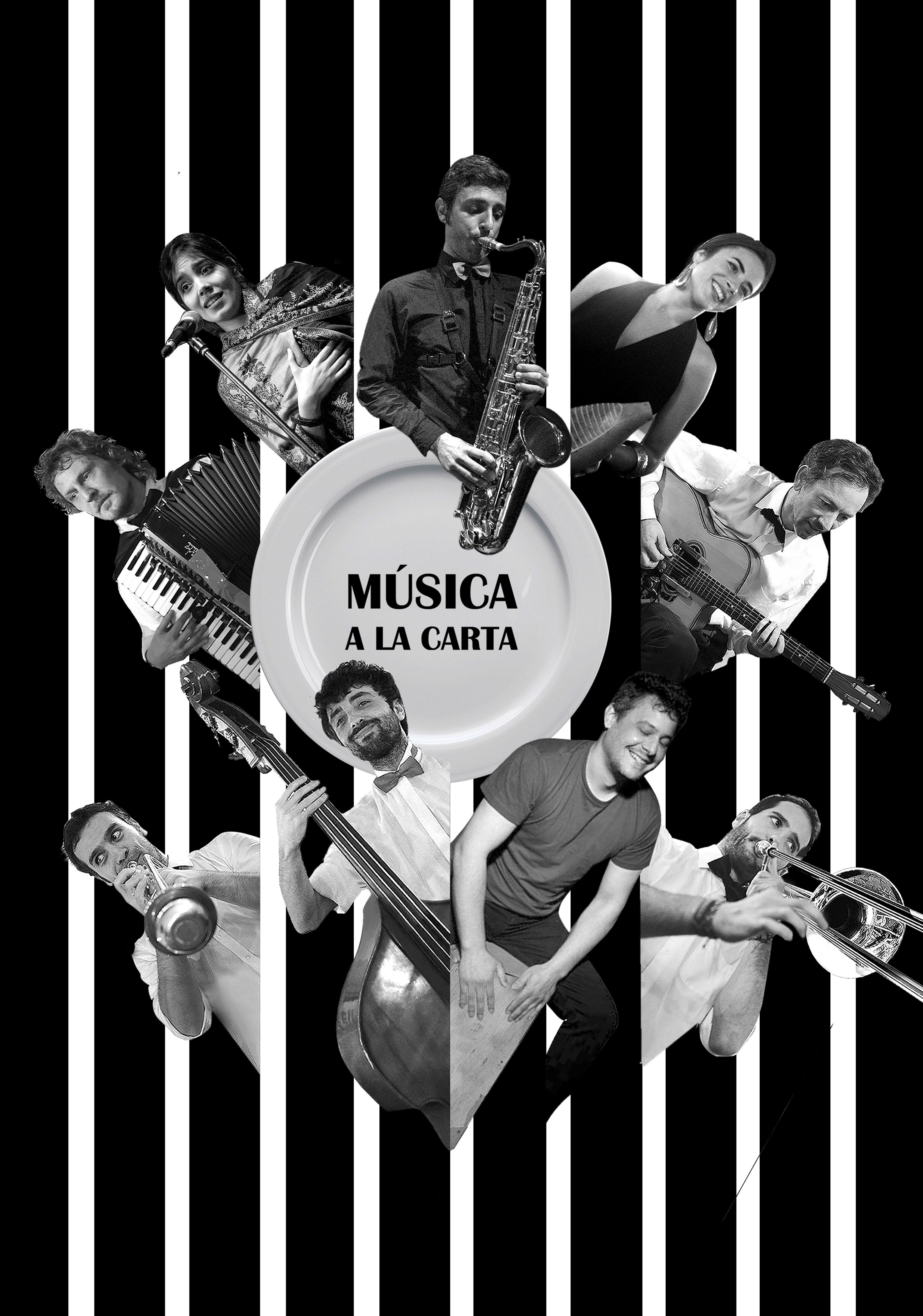 concierto: MÚSICA A LA CARTA