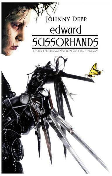 Edward Scissorhands (Eduardo Manostijeras)