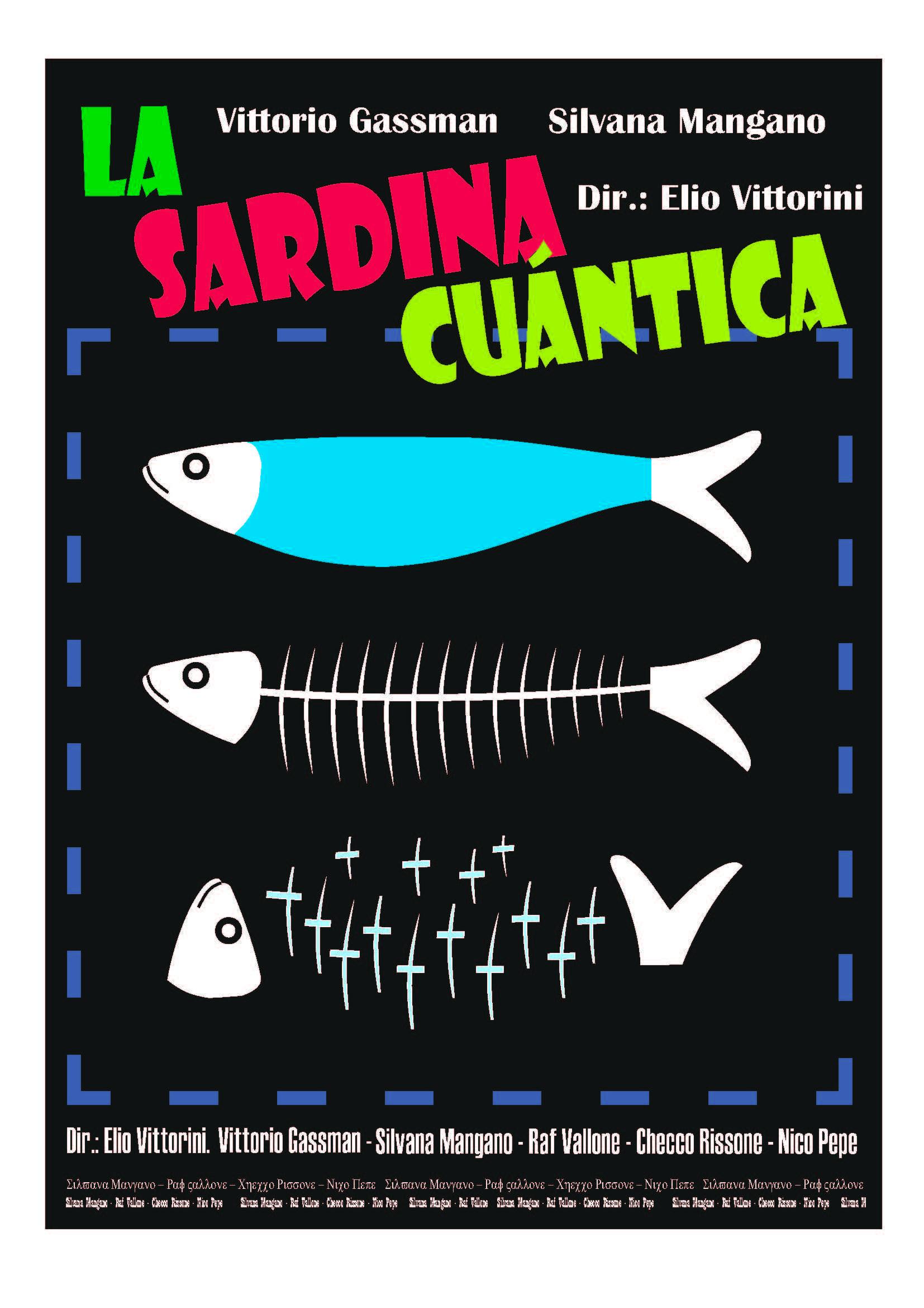 La sardina cuántica